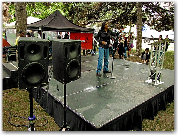 spoken word, poetry, poems, Storm, global marijuana march, freedom festival, queen's park, toronto, city, life