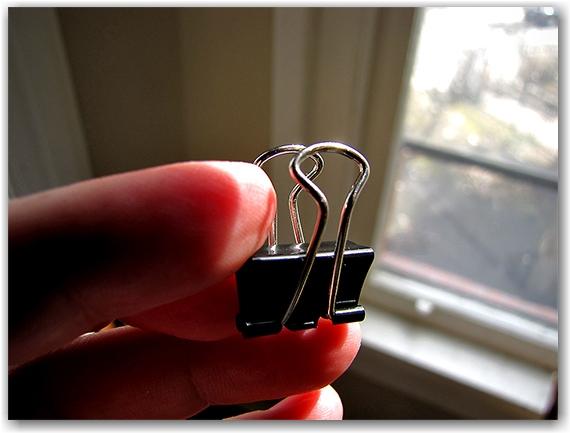 paper clip, bent, toronto, city, life