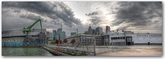 redpath refinery, guvernment nightclub, docks, sugar beach, queen's quay