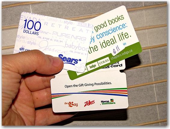 gift cards, toronto, city, life