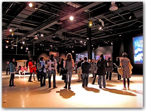 ontario science centre, harry potter exhibit, bloggers, toronto, city, life