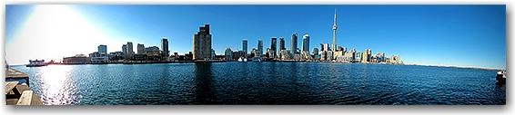 lakeshore, waterfront, islands, skyline, panorama, toronto, city, life