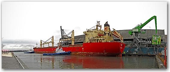 Federal Yukon docking