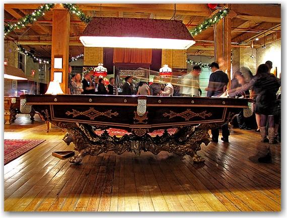 the academy of spherical arts, pool, table, bar, restaurant, snooker, billiards, toronto, city, life