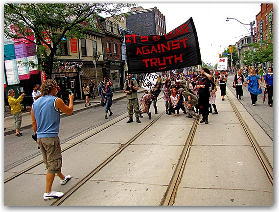 g20, protests, riots, queen street west, zombies, anarchists, toronto, city,life