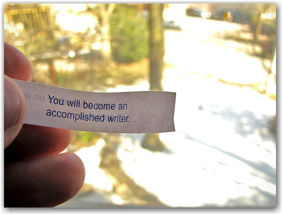 fortune cookie message, toronto, city, life