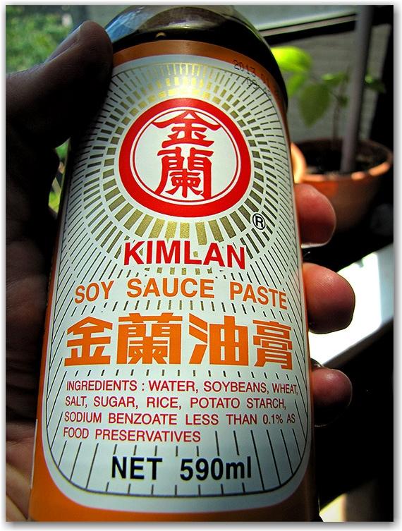 kimlan, soy sauce paste, bottle, ingredients, toronto, city, life