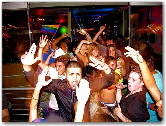 night club, dancing, celebrations, pride, church street, toronto, city, life, blog