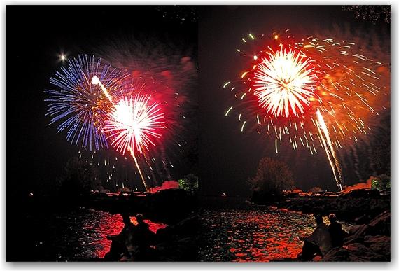 fireworks, victoria day, ontario place, lake ontario, waterfront, lakeshore, toronto, city, life