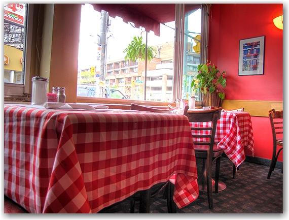 new york cafe restaurant bar & eatery, diner, danforth, broadview, restaurant, bar, food, toronto, city, life, blog