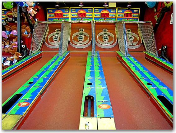 games, skeet ball, carnival, fair, cne, canadian national exhbition, toronto, city, life