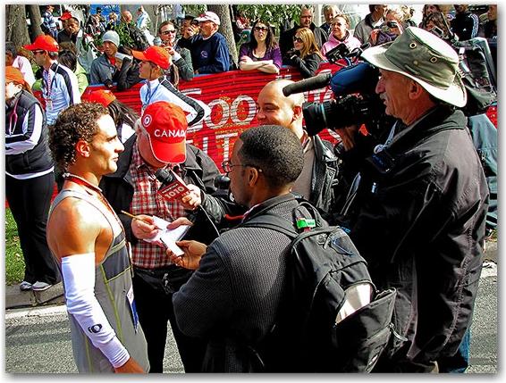 marathon, goodlife fitness, 2010, toronto, city, life