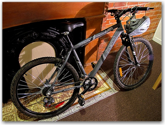 manly bike