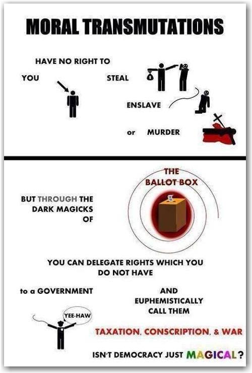 magical democracy