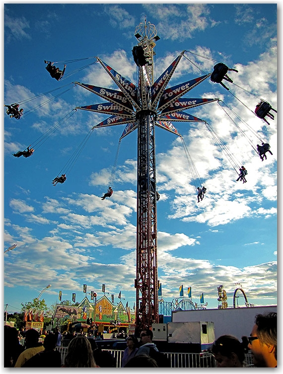 ride, cne, canadian national exhibition, toronto, city, life