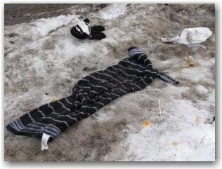 beneath the thaw