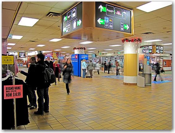 union station, revitalization, project, transit, go, concourse, construction, toronto, city, life
