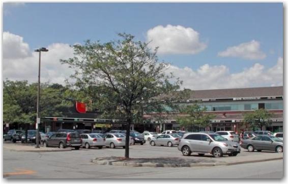 Humbertown Shopping Centre