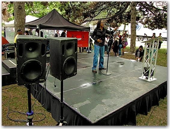 spoken word, poetry, poems, Storm, global marijuana march, freedom festival, queen's park, toronto, city, life