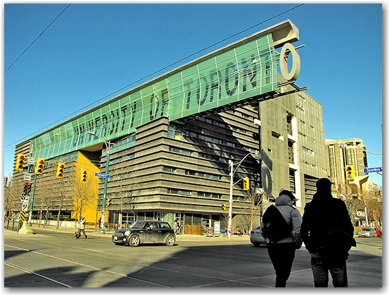 spadina street, st. george campus, university of toronto, u of t, toronto, city, life