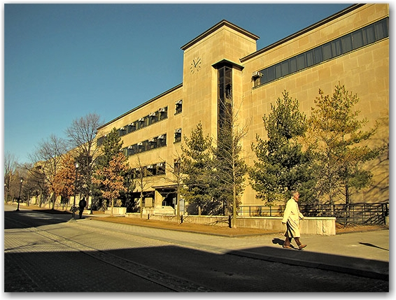 st. george campus, university of toronto, u of t, toronto, city, life