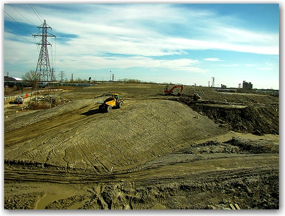 west don lands, parkway, river city, pan american games, 2015, construction, toronto, city, life