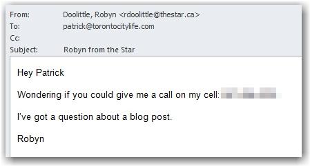 Doolittle-email