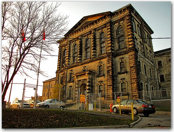 gerrard street, don jail, penitentiary, criminal justice system, toronto, city, life