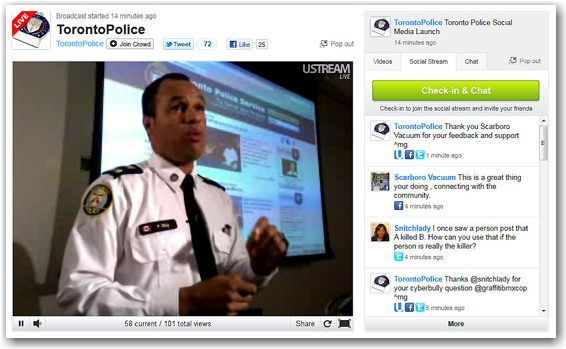 peter sloly, deputy chief, toronto police service, toronto, city, life, blog