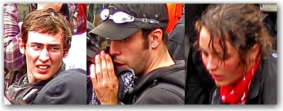 g20, rioters, protesters, vandals, black bloc, faces, identities, unmasked, toronto, city, life