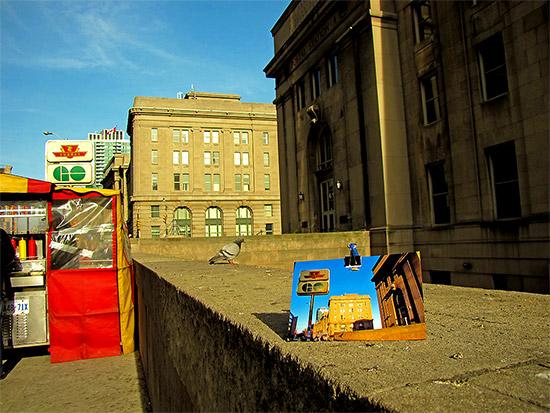 photo, union station, toronto, city, life