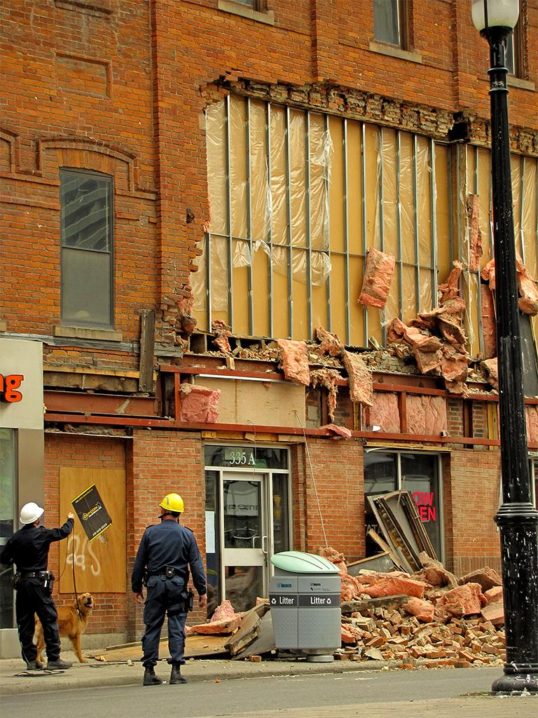 Brick Emergency Room
