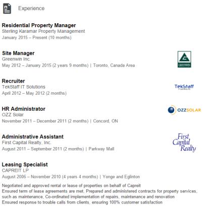 Capreit Property Management Head Office